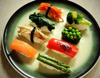 Menu55 - Nigiri set 10ks.